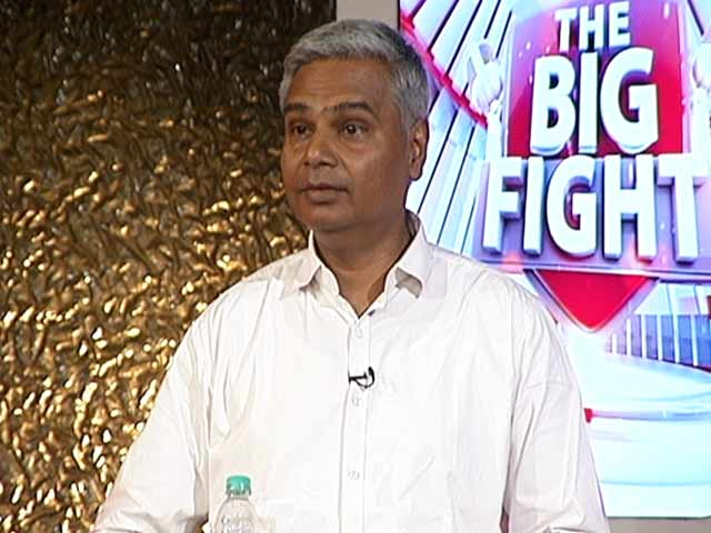 Video : Taj Mahal Was An Old Hindu Temple: RSS Thinker On <i>The Big Fight</i>