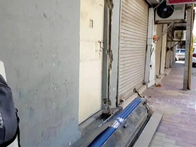 Video : दिल्ली में सीलिंग पर संग्राम जारी, लाजपत नगर सूट मार्केट बंद