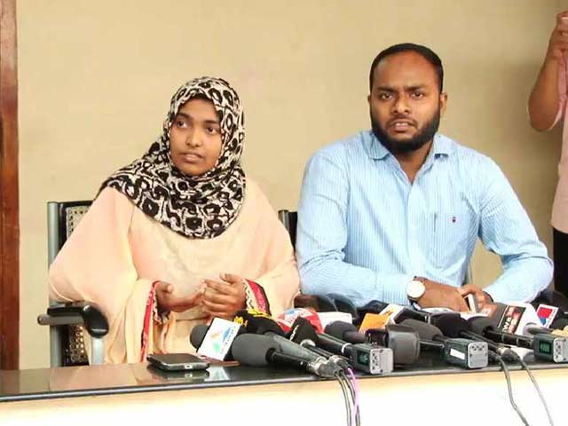 Video : All This Happened Because I Embraced Islam: Hadiya After Court Verdict