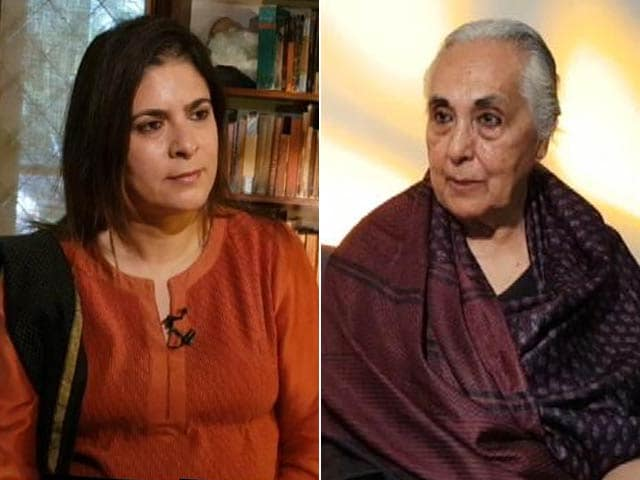 Video : The NDTV Dialogues: Romila Thapar On Centre's Move To 'Correct' History