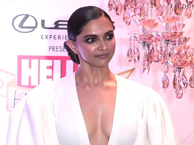 Video : We Should Say A Little Prayer For Irrfan Khan: Deepika Padukone