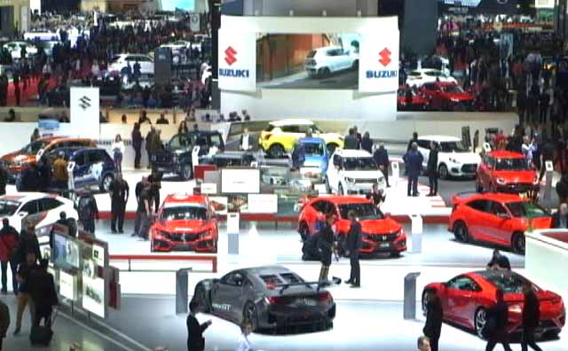 Video : 2018 Geneva Motor Show: Top 10 Cars