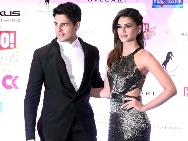 Sidharth Malhotra & Kriti Sanon On Fame & Fashion