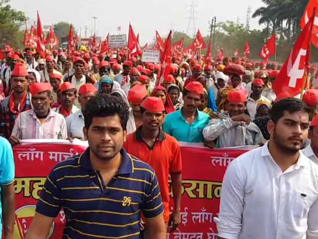 Video : Maharashtra Farmers Call Off Protest As State Agrees To Demands