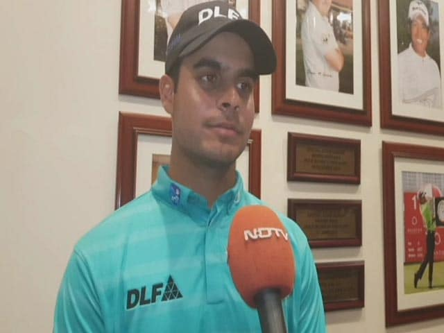Video : Shubhankar's Impact On Indian Golf