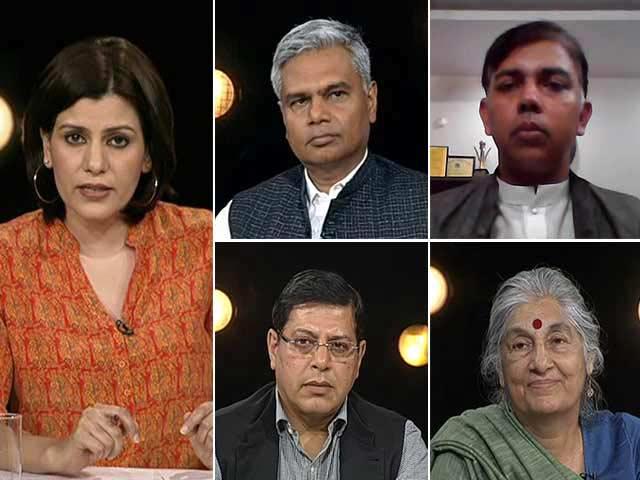 Video : Naresh Agrawal Joins BJP, Sushma Swaraj Slams Sexist Remark
