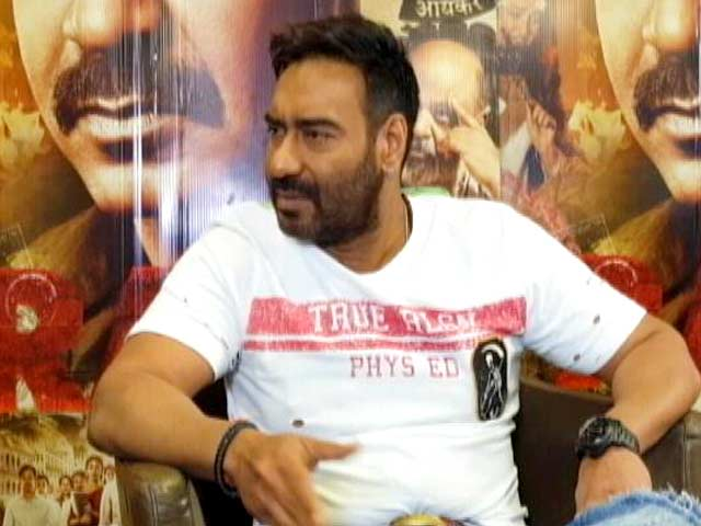 Video : Honesty Is Not Always The Best Policy: Ajay Devgn
