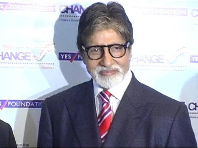 Videos : अमिताभ बच्चन की तबीयत बिगड़ी, खुद दी जानकारी