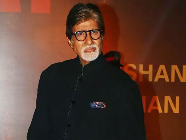 Video : Amitabh Bachchan's Doctors Are 'Fiddling Around With His Body' In Jodhpur