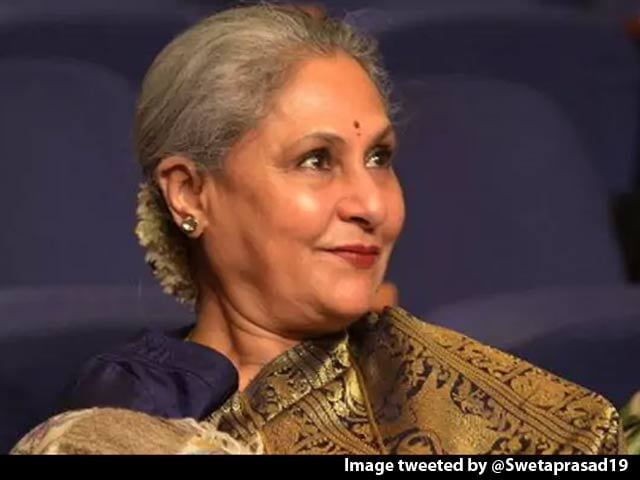 Video : How Jaya Bachchan Reacted To Naresh Agrawal's Insult