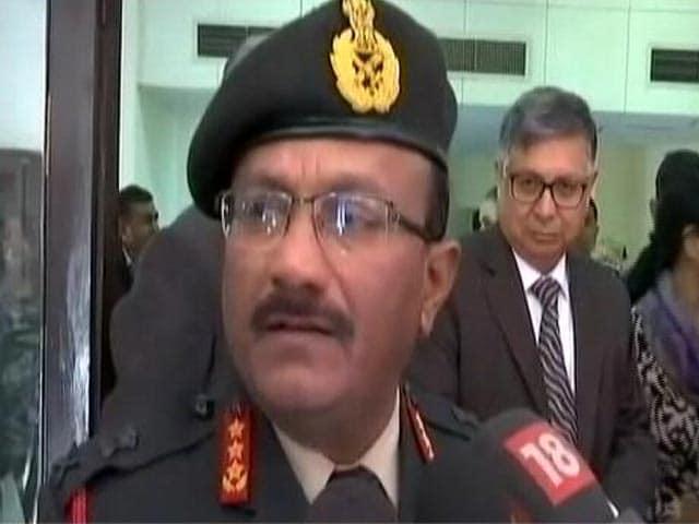 Video : सेना उप प्रमुख ने कहा- सेना के 68 फीसदी हथियार पुराने