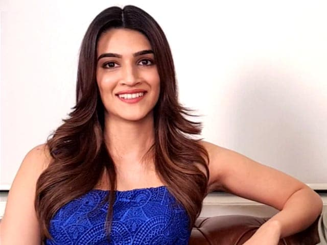 Kriti Sanon Explains How Bollywood Stars Prepare For Media Interviews