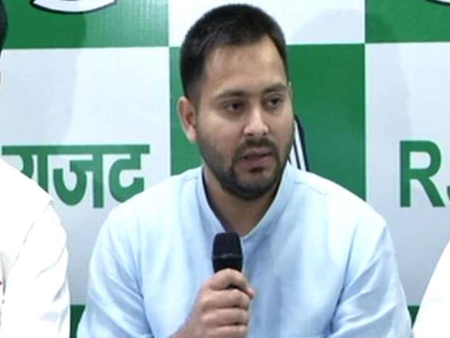 Video : Bihar Bypolls Mark A Tejashwi Yadav Moment