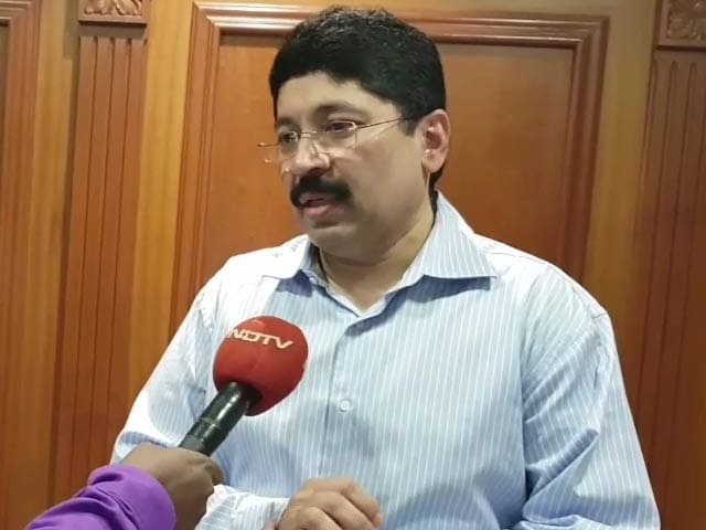"Video : ""I Stand Vindicated"": Dayanidhi Maran Discharged In Illegal Telephone Exchange Case"