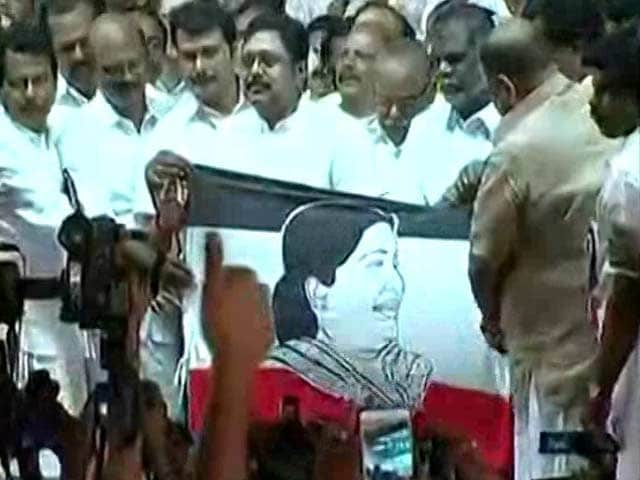 "Video : Dhinakaran Launches Own 'Amma' Party Mocked By AIADMK As ""Mosquito"""