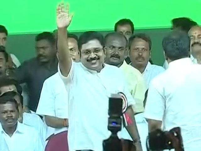 Videos : तमिलनाडु में दिनाकरण ने लॉन्च की नई पार्टी AMMA