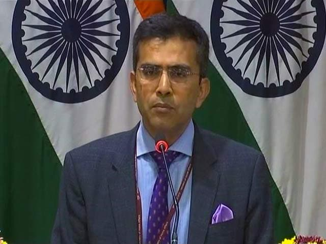 Video : 'Routine' Says India On Pak Calling Back Envoy Over Alleged Harassment