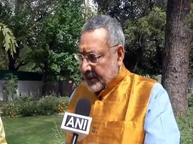 Video : Bihar's Araria Will Become Hub Of Terror: Minister's Shocker On RJD Win
