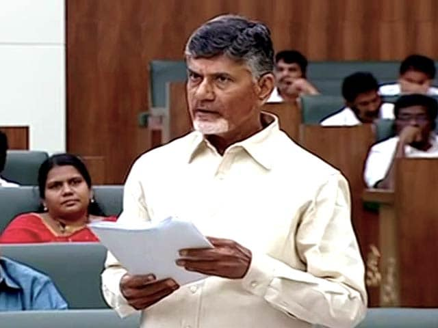Video : Chandrababu Naidu May Not Just Quit PM's Coalition But Back Rival Jagan