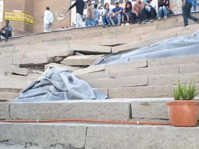 Videos : बदहाली के घाट, पीएम के सामने वाराणसी घाट की सच्चाई को छुपा लिया