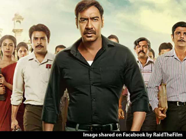 Video : First Impressions Of Ajay Devgn's <i>Raid</i>