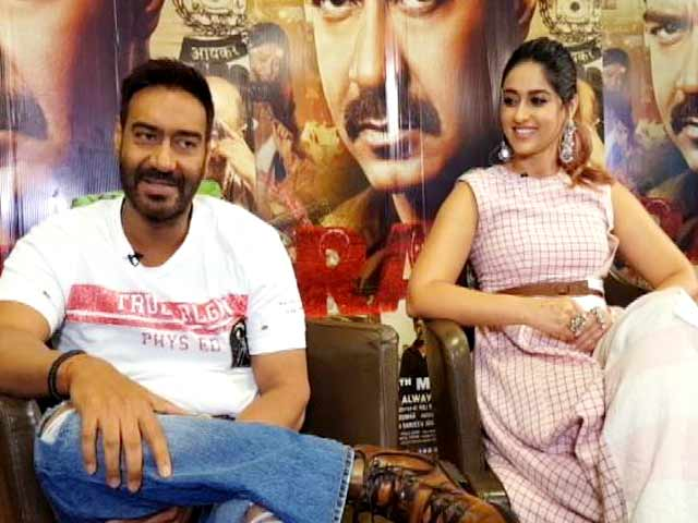 Video : Prime Filmy: People Said I Was A Non-Actor, Says Ajay Devgn