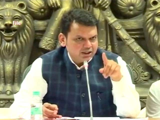 Video : Devendra Fadnavis's Closed-Door Meeting With Sena As TDP Quits Alliance