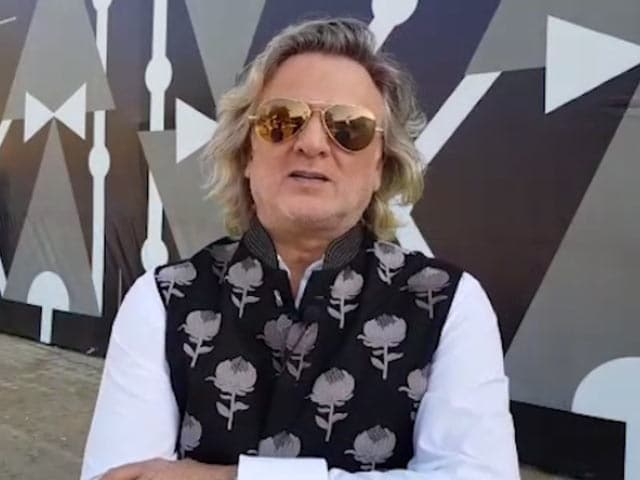 Video : Designer Rohit Bal On The Rise Of Indian Handloom In Fashion