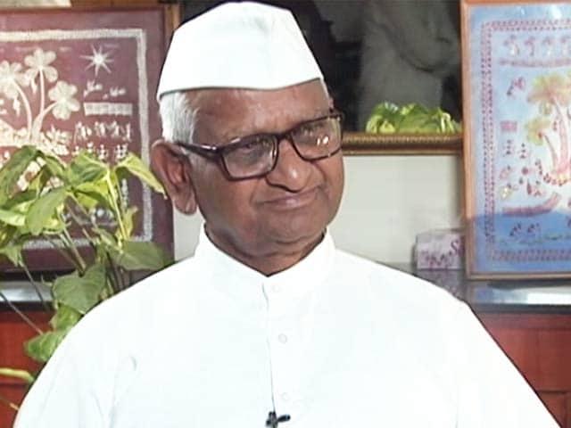 Videos : इस बार 2011 से भी बड़ा अनशन, NDTV से बोले अन्ना