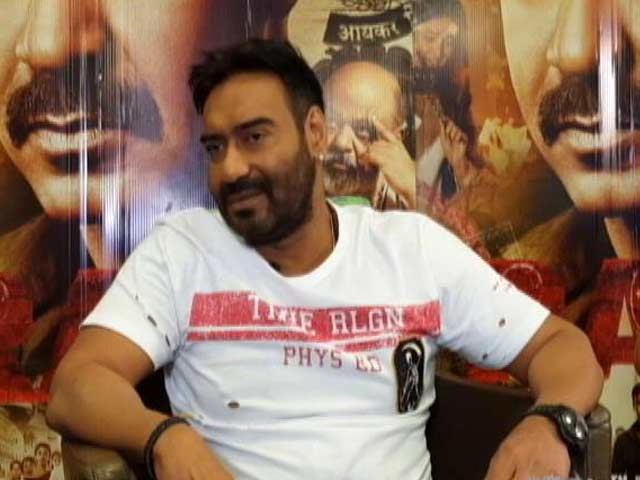 People Said I Was A Non-Actor: Ajay Devgn
