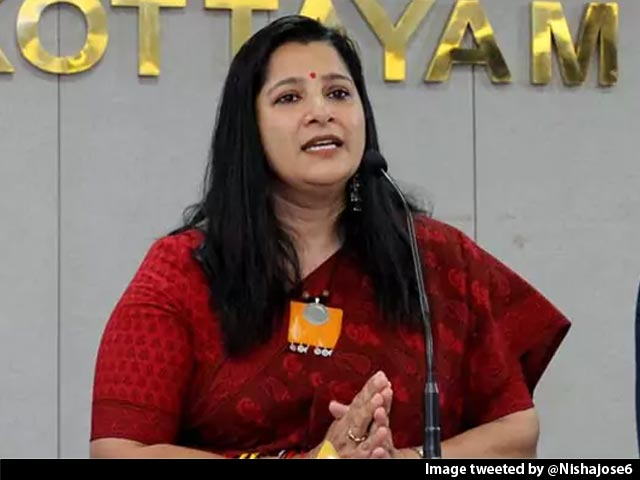 Video : Kerala MP's Wife Shares #MeToo Story In Book, Sparks Political Row