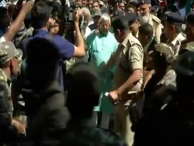 Video : Lalu Yadav Convicted In Fourth Fodder Scam Case, Jagannath Mishra Acquitted