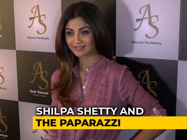 Shilpa Shetty On Airport Looks & The Paparazzi
