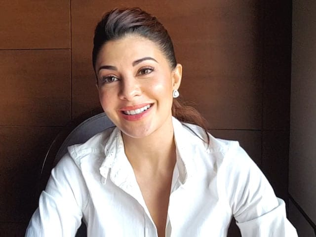 Video : Jacqueline Fernandez Shares Her Fitness Tips