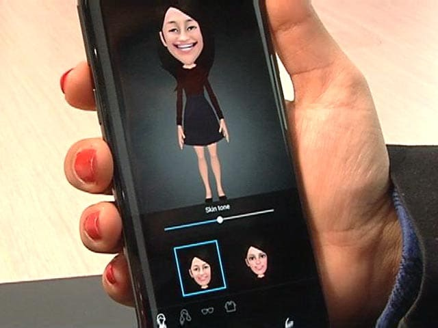 Video : How To Create Your Own AR Emoji