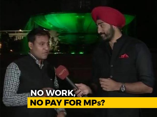 """Video : Who Is """"Engineering"""" Parliament Disruption?"""