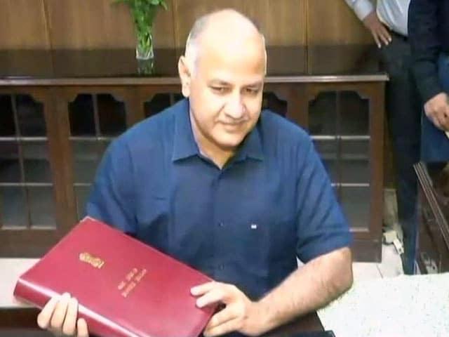 Videos : दिल्ली सरकार ने पेश किया 53 हजार करोड़ रुपये का बजट