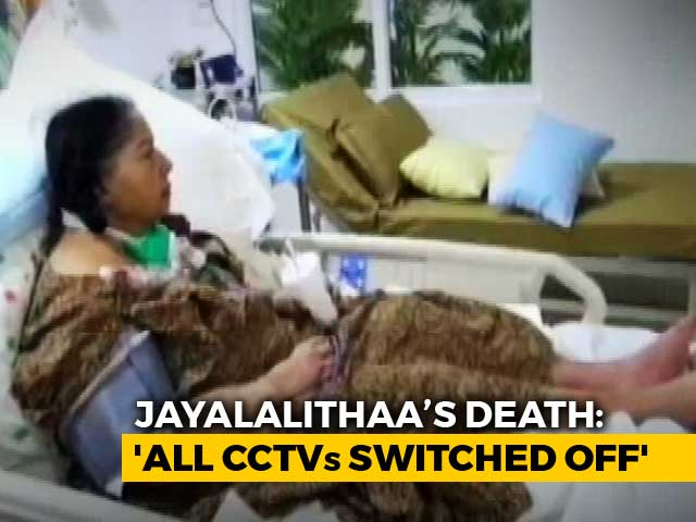 Video : Apollo Chief's Big Reveal About ICU, Cameras During Jayalalithaa Stay