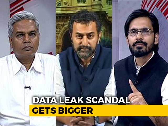 Video : Did Disgraced Data Firm Try To Infiltrate Congress?