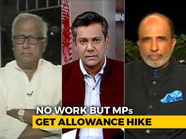 Video : MPs Get Allowance Hike: Do They Deserve It?
