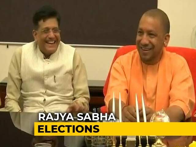 Video : BJP Avenges By-Poll Defeat, Beats Mayawati-Akhilesh In Rajya Sabha Polls