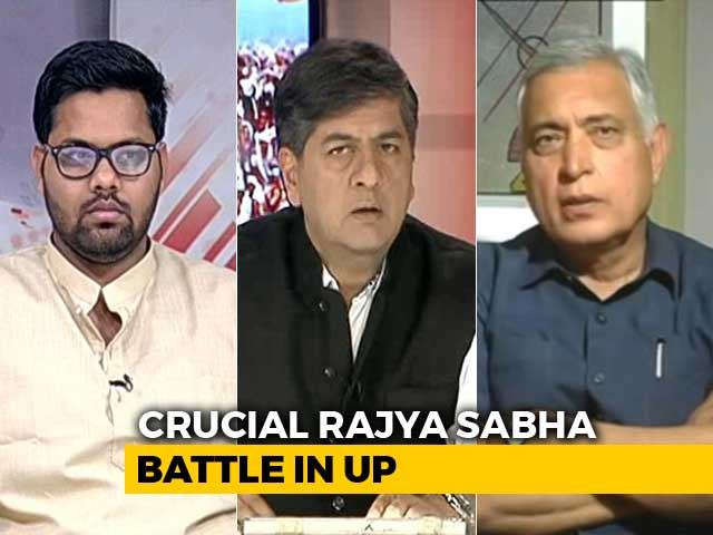 Video : The Battle For Rajya Sabha: Big Gains For BJP
