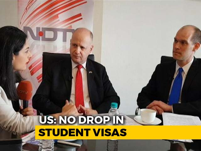 Video : No Change In Visa Policy, Says US