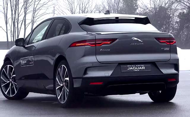 Video : Jaguar I-Pace, Yamaha R15 V3.0, Tesla Model 3