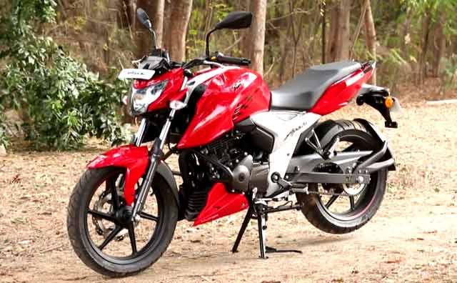 2018 TVS Apache RTR 160 4V First Ride