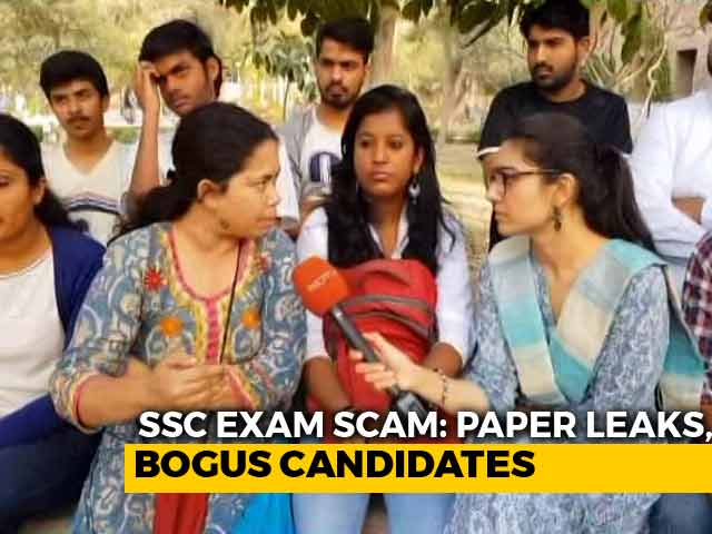 Video : YouthQuake on SSC Exam Scam