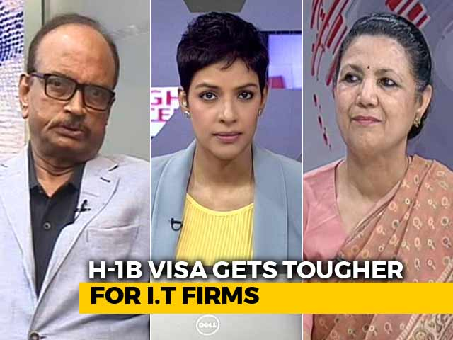 Video : Indian IT Hit By New H-1B Visa Rules?
