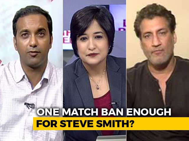Video : From 'Brain Fade' To 'Big Mistake': Should Smith, Warner Play In IPL?