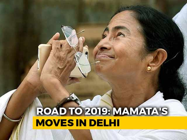 Video : Mamata Banerjee Meets Opposition Leaders, BJP's Yashwant Sinha Next
