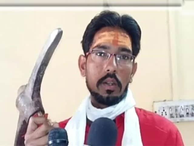 Video : हत्यारे का महिमामंडन: रामनवमी में शंभू लाल रैगर की निकली झांकी